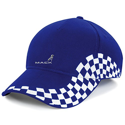 Stickerei Plus - Gorra de béisbol - para hombre Azul azul Talla única