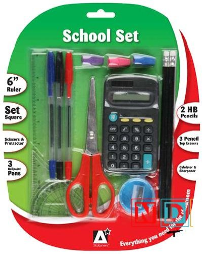 Top 10 Best Back To School Supplies - List and Reviews 2019-2020 - cover