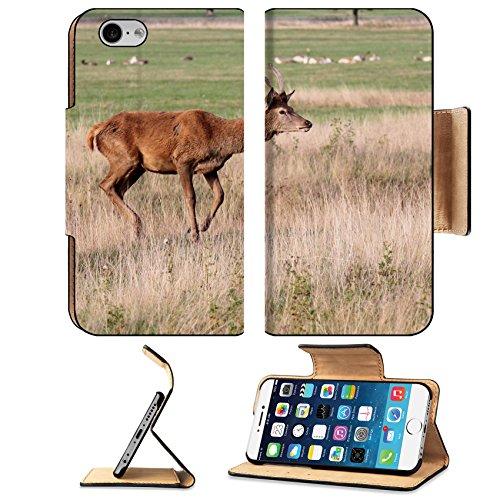 Luxlady Premium Apple iPhone 6 iPhone 6S Flip Pu Leather Wallet Case...