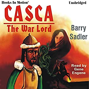 Casca the Warlord: Casca Series #3 Audiobook