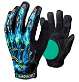 Landyachtz Freeride Zombie Slide Glove with Slide Pucks Size Small