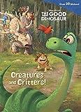 Creatures and Critters! (Disney/Pixar The Good Dinosaur) (Jumbo Coloring Book)
