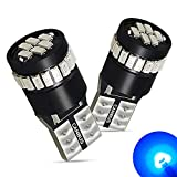 AUXITO-Super-Bright-Ultra-Blue-LED-Bulbs-168-175-194-2825-W5W-T10-24SMD-3014-Chipsets-for-Car-Interior-Dome-Ma