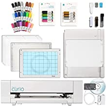 Swing Design Silhouette Curio Digital Crafting Machine with Sketch Pens and Pen Holder by Swing Design