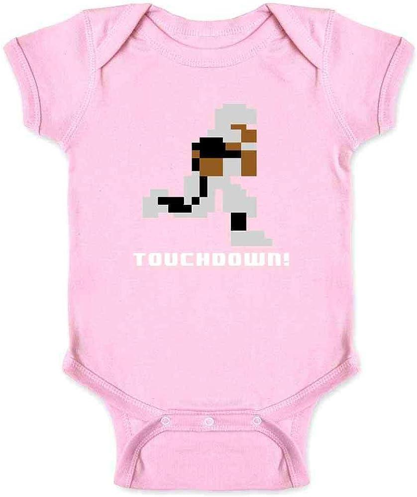 Stitch Border Infant Creeper inktastic Pink Heart