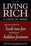 Living Rich, Josef Quiroz, CPA & Marciel Quiroz, 1434313980