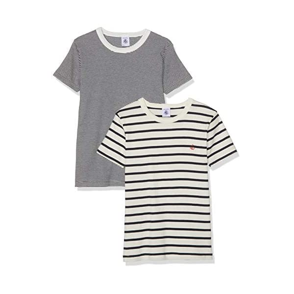 Petit Bateau T- Shirt Garçon 1