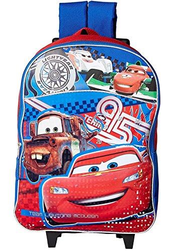 Disney 16 inch Kids Roller R2c Backpack, Cars by Disney