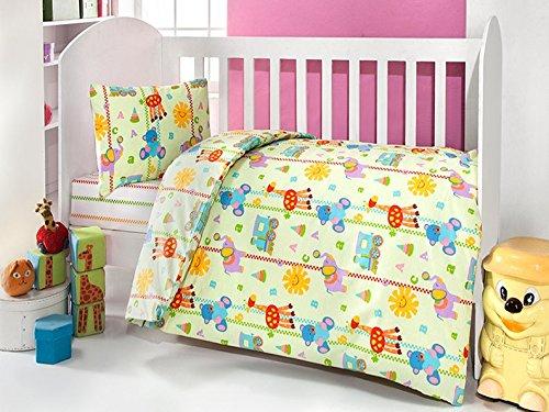 Brielle Bedding Ranforce Comforter elephant