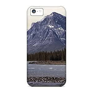 Iphone 5c FafhC5719VaSus In To The Wild Tpu Silicone Gel Case Cover. Fits Iphone 5c by icecream design