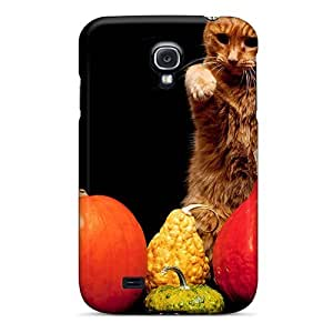 Brand New S4 Defender Case For Galaxy (cat Fruits)