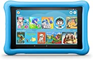 "Fire HD 8 Kids Edition Tablet, 8"" HD Display, 32 GB, Blue Kid-Proof Case (Previous Generation -"