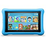 All-New Fire HD 8 Kids Edition Tablet, 8' HD Display, 32 GB, Blue Kid-Proof Case
