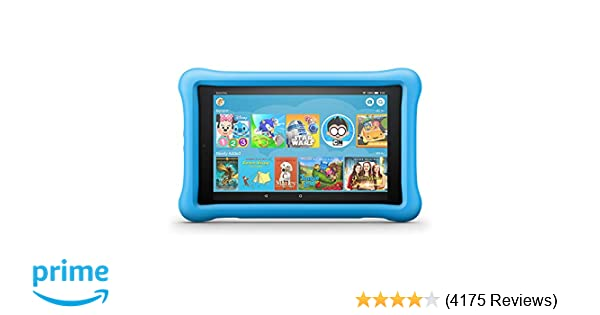 6 Simple Ways To Get A Handle On Your Kids Screen Time Todays >> Amazon Com Fire Hd 8 Kids Edition Up To 10 Hours Of Battery 2x