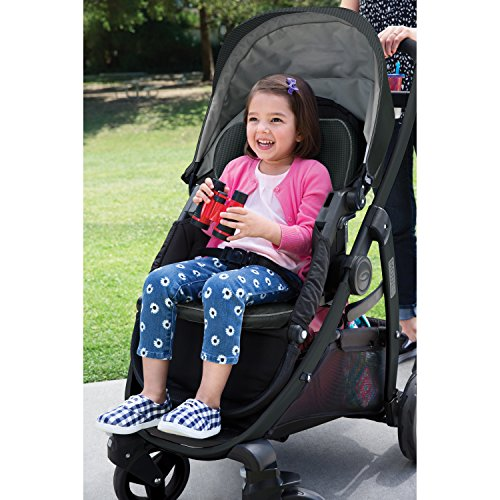51v9cmspf%2BL - Graco Modes Travel System | Includes Modes Stroller And SnugRide SnugLock 35 Infant Car Seat, Dayton