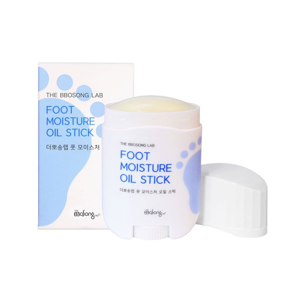 The bbosong lab Foot Moisture Oil Stick Balm for Dry Skin 20g (heel stick.foot stick,foot balm,foot care)