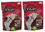 Munchy Bone Liver flavor 20 oz 2 pack For Sale