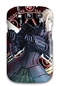 Galaxy High Quality Tpu Case/ Fate/stay Night JKCYKyt16155YtIaN Case Cover For Galaxy S3