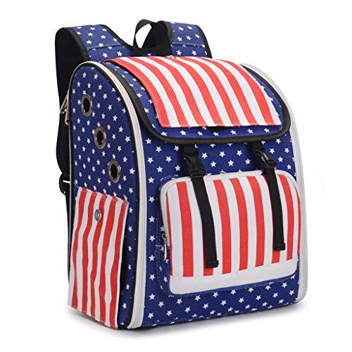New Respctful ♫♫Pet Portable Carrier Space Capsule Backpack,Multiple Air Vents Waterproof Handbag for Petite Dogs