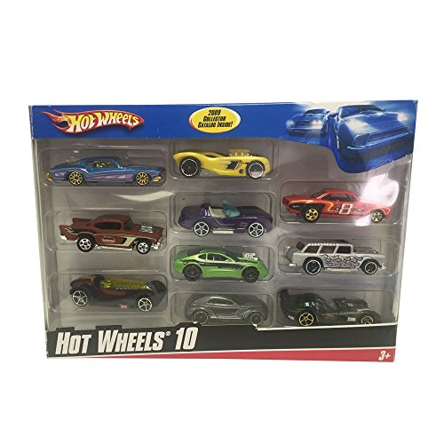 hot wheels 10 car pack - 6