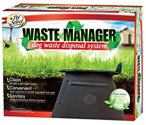 Amazon.com : Pet Waste Manager : Pet Litter And House Breaking ...