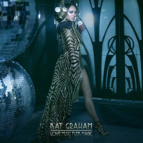 Kat Graham Love Music Funk Magic album cover
