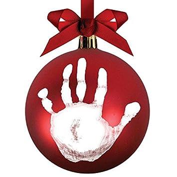 Amazoncom  Pearhead Babyprints DIY Handprint or Footprint