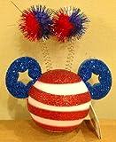 "Disney Car Antenna Topper ""Stars & Stripes Mickey"""