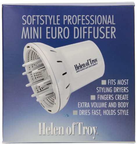 Troy Diffuser - Helen of Troy 1528 Mini Euro Finger Diffuser, White