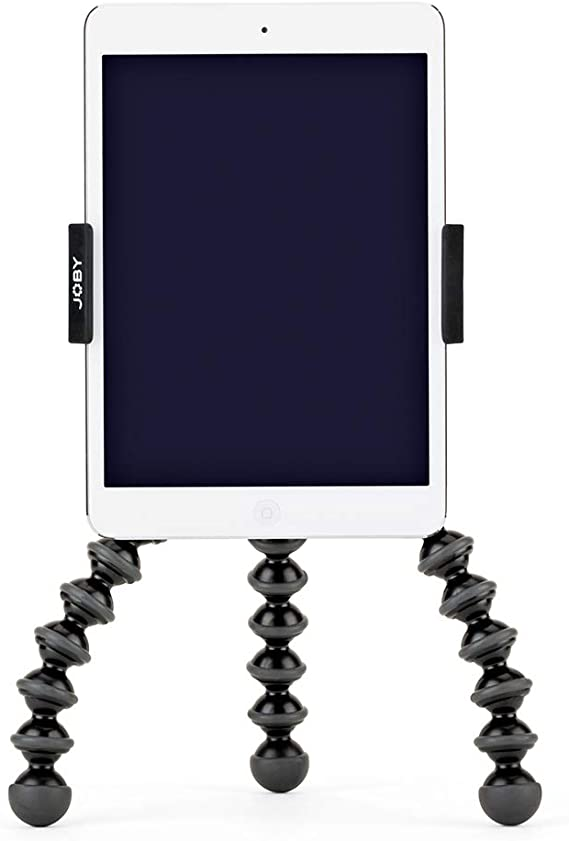 Joby GripTight Pro Tablet tripode 3 Pata(s) Negro: Amazon.es ...
