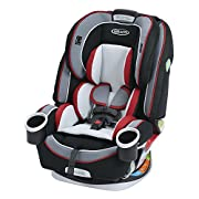 Graco 4Ever 4-in-1 Convertible Car Seat, Cougar, One Size