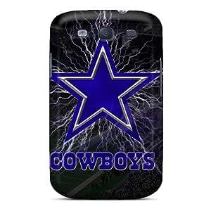 LisaSwinburnson Samsung Galaxy S3 Scratch Protection Mobile Covers Customized Attractive Dallas Cowboys Series [YVD20053ryeV] WANGJING JINDA