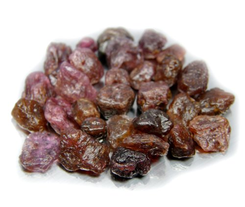 50.00 Ct. Unheated Natural Rough Ruby Gemstones