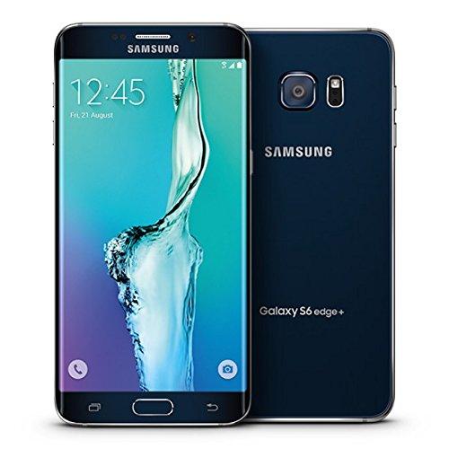 Samsung Galaxy S6 Edge+ G928A 32GB Unlocked GSM Quad-Core 4G LTE Smartphone w/ 16MP Camera - Black Sapphire (Gsm Quad Band World Phone compare prices)