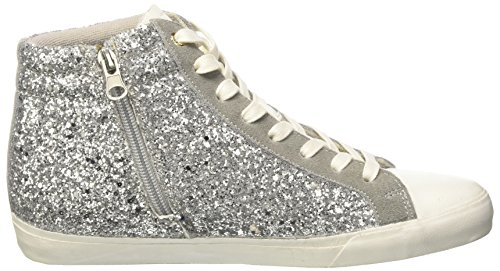 Sneakers Hautes Holly bianco Guess Femme Blanc Cassé w5Eq7gxA7