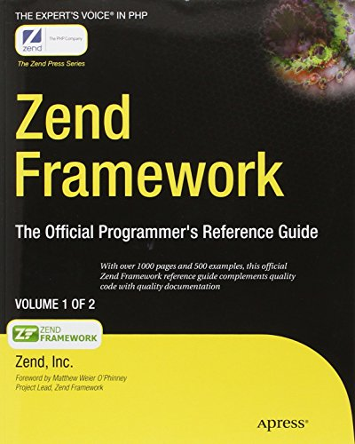 25 Best Zend Framework Books of All Time - BookAuthority