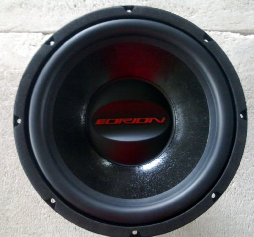 "Orion C12D4 12"" woofers"