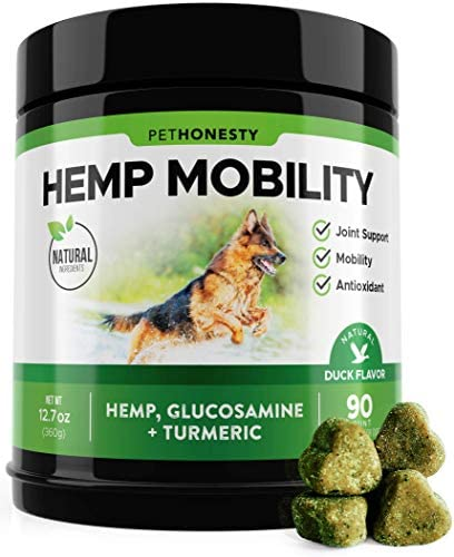 PetHonesty Hemp Joint Supplement Dogs product image