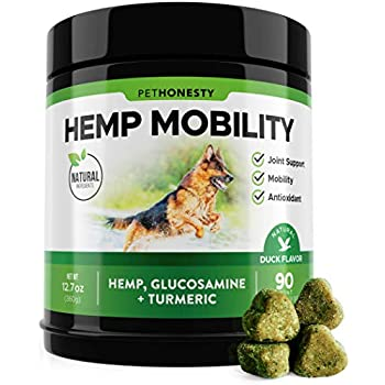 Amazon.com : PetHonesty Hemp Hip & Joint Supplement for