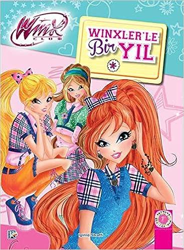 Winx Club Winx Perileri Yle Boya Ve Ciz Turkish Edition Iginio