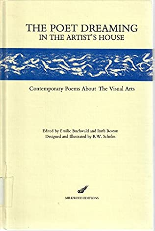 book cover of The Poet Dreaming in the Artist\'s House