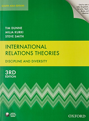 International Relations Theories: Discipline and Diversity, 3rd Edition