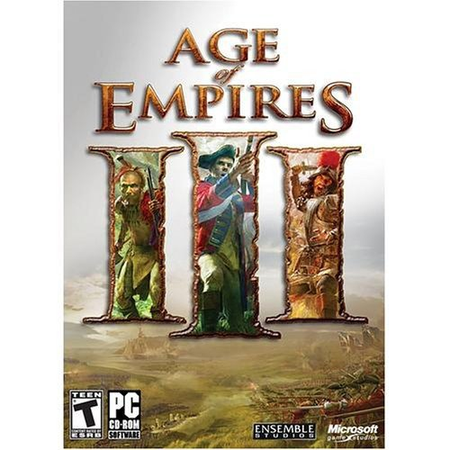 Age of Empires III Fonts Cd