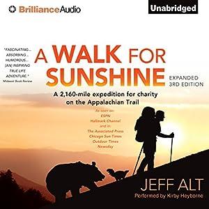A Walk for Sunshine Hörbuch