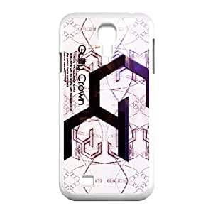 CTSLR Cartoon Guilty Crown Protective Hard Case Cover Skin for Samsung Galaxy S4 I9500-1 Pack- 6 by lolosakes