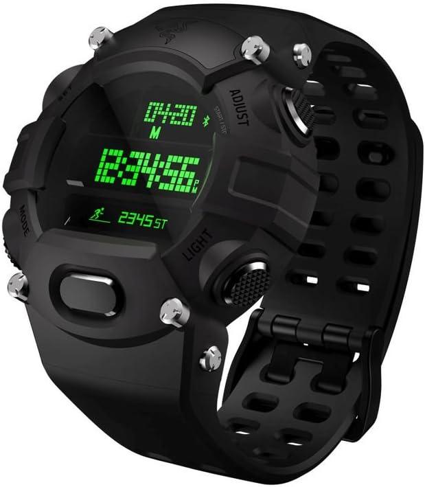 Reloj forjado Razer Nabu, edición negro RZ18–01560100-R3U1