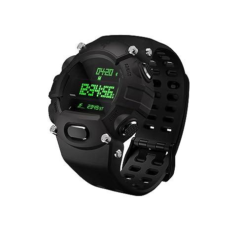 Reloj forjado Razer Nabu, edición negro RZ18 – 01560100-R3U1