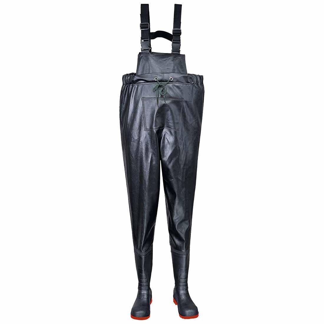 Steelite - Calzado de protección para hombre negro negro 4 UK Portwest
