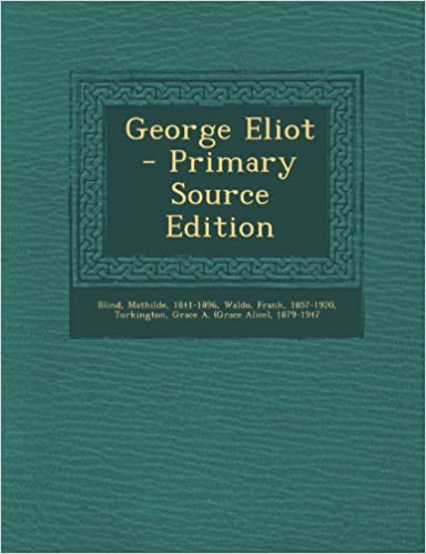 Book George Eliot - Primary Source Edition