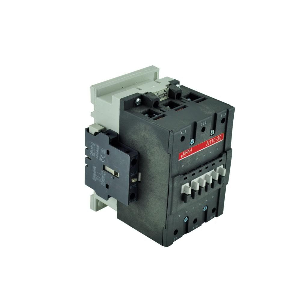 Direct Replacement for Asea ABB A110-30-11 ABB Contactor A110-30-11-84 120V Coil 3PH 3 Pole 600V AC 110Amp 2 year Warranty